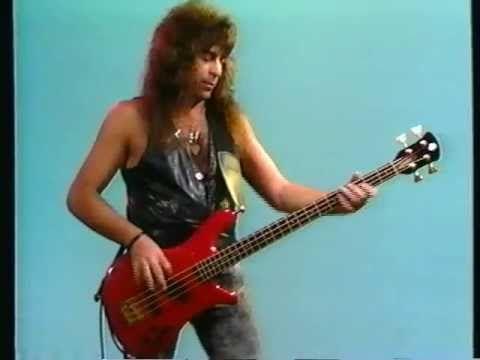 "Dave ""The Beast"" Spitz Bass Solo Hot Licks Bass Fundamentals - YouTube"