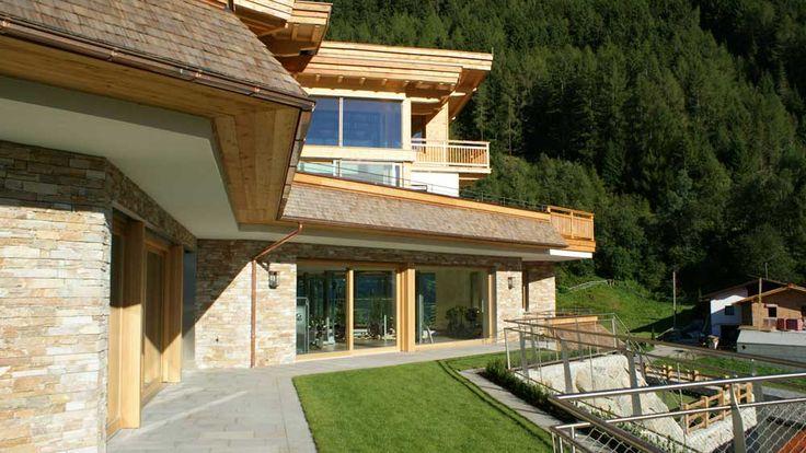 Tiroler Holzhaus - Raich Benni - Außenansicht