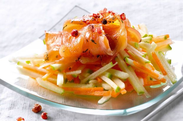 30 lentefrisse salades voor een gezonde lentestart