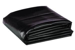Firestone W56PL452020 EPDM Rubber Pre Cut and Boxed Pond Liner, Black, 20-Foot length x 20-Foot Width x 0.045-Inch Thick by Firestone. $345.00. Flexible for creative designs. Environmentally friendly; fish friendly. Measures 20-feet length by 20-feet width by 0.045-inch thick. EPDM rubber pre cut and boxed pond liner. Easy maintenance; lasting beauty. This EPDM rubber pre cut and boxed pond liner can be used for building all types of ponds, water gardens, basins fo...