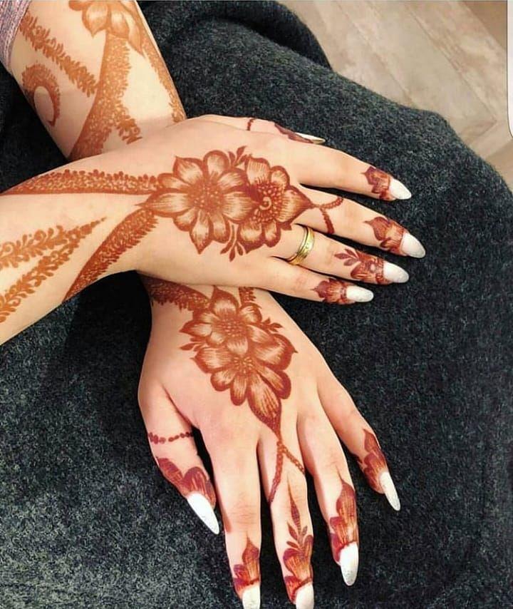 Artisthenna23 Mehndi Henna Hennadesign Mehndiart Mehndidesign Hennaart Hennatattoo Henna Tattoo Designs Mehndi Designs For Hands Finger Henna Designs