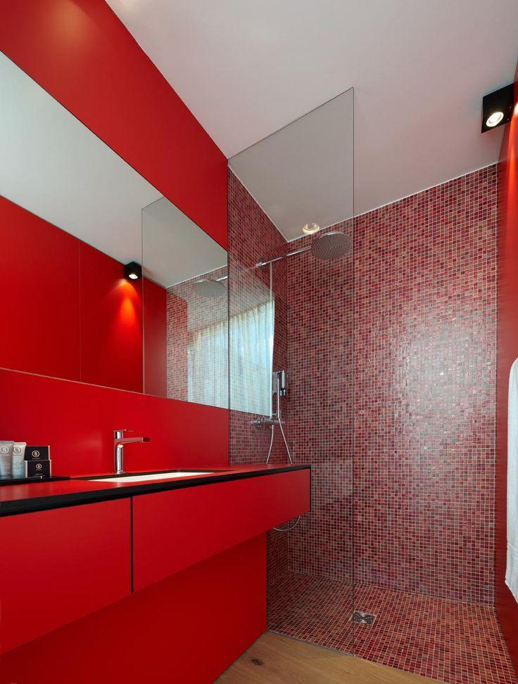 Hotel Pupp | Boutique Hotel | Brixen | Italy | http://lifestylehotels.net/en/hotel-pupp | Bathroom | Design | Stylish