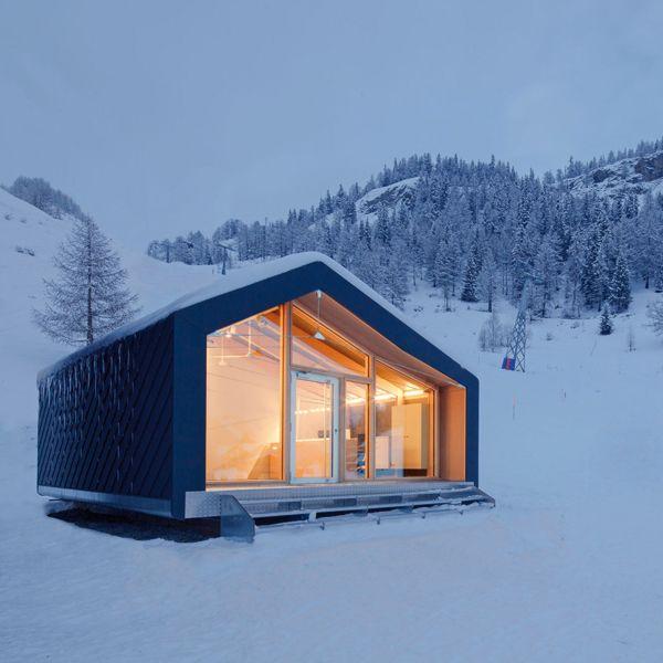 die besten 25 wohnen im mikrohaus ideen auf pinterest. Black Bedroom Furniture Sets. Home Design Ideas