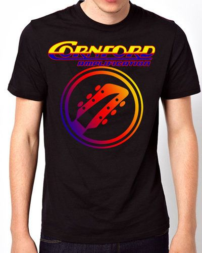 iOffer: New T-Shirt Cornford Amplifiction W2000 Short Sleeve for sale