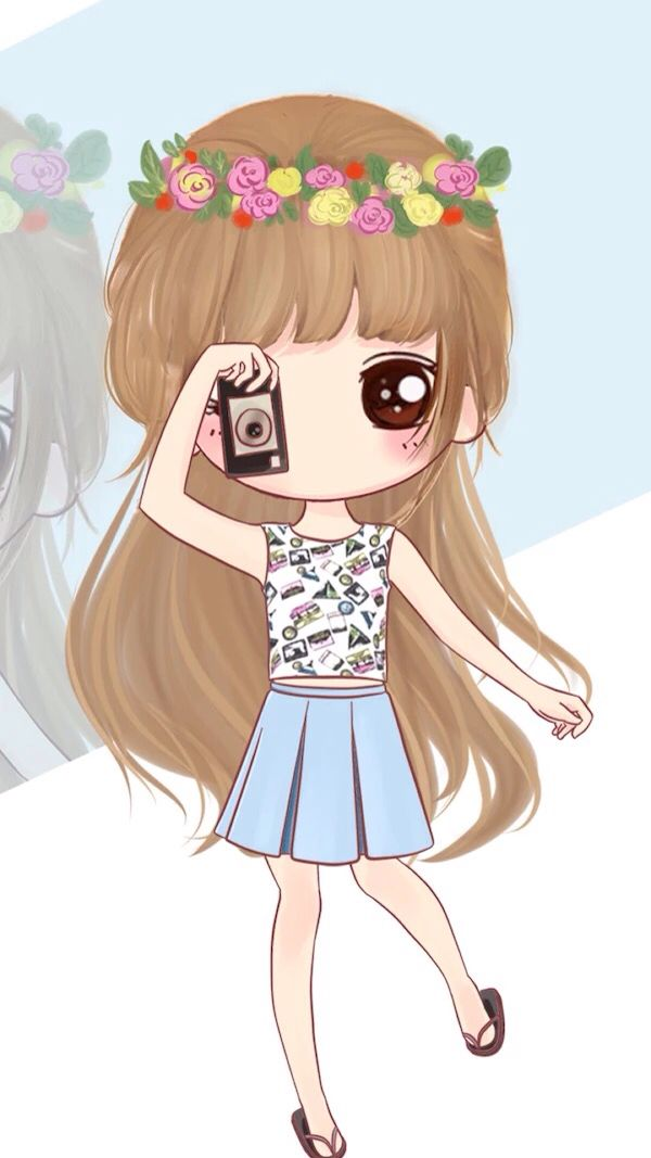357 best images about soo kawaii iphone wallpapers on - Kawaii anime iphone wallpaper ...