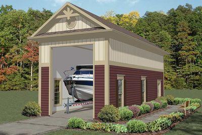 Best 25 rv garage ideas on pinterest boat garage rv for Stand alone garage