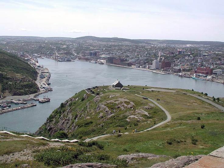 St John's (Newfoundland and Labrador)