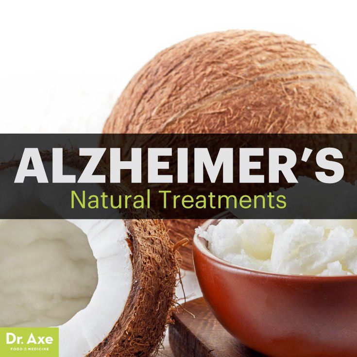 Alzheimer's Natural Treatments - Dr.Axe