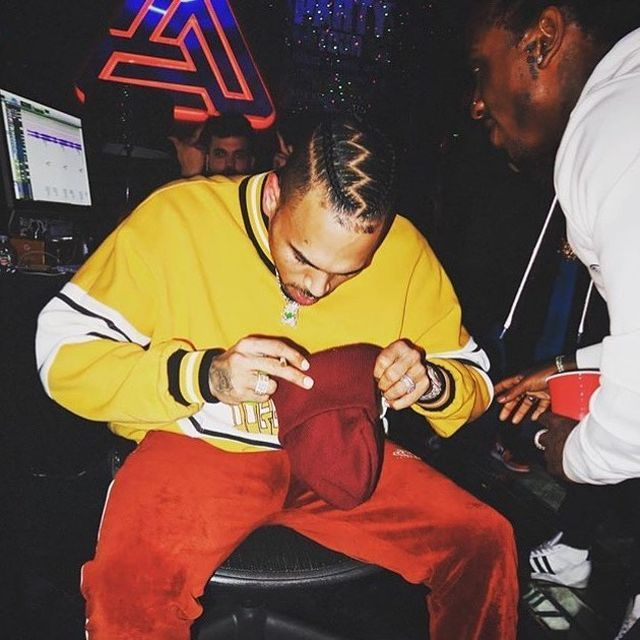 Chris Brown Previews New Music From Jacquees | We Up On It
