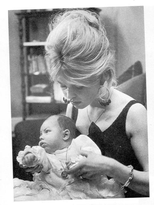Бриджит бардо с сыном фото