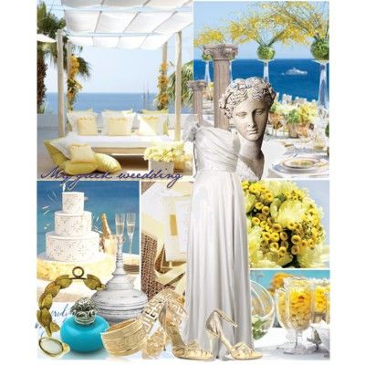 17 best ideas about greek wedding theme on pinterest for Ancient greek decoration