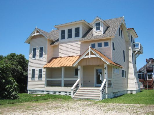25 best cabin rentals images on pinterest for Ocracoke cabin rentals