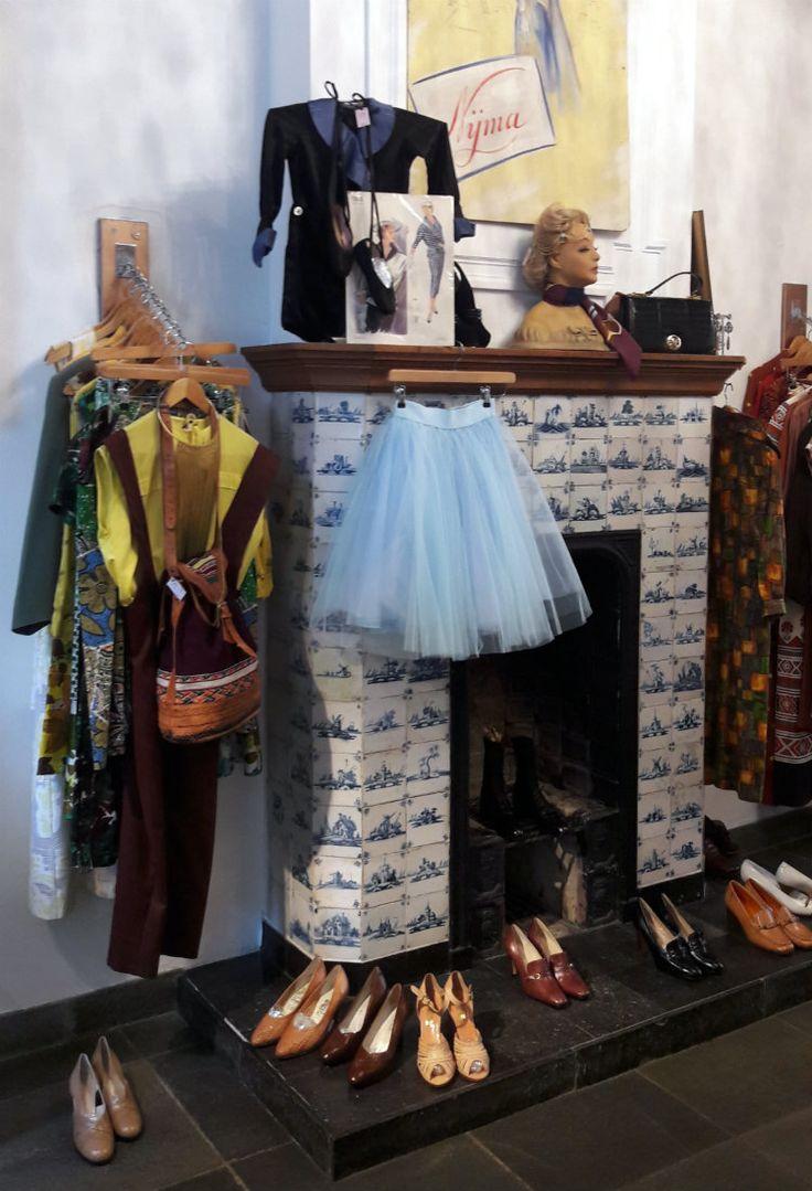 Retro & Chic in Maastricht, misschien wel één van de mooiste vintage winkels van Nederland, een echte must-see.