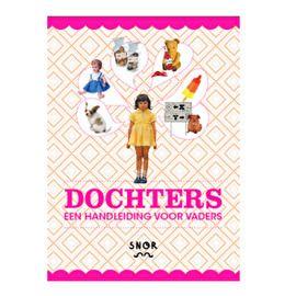 In dit grappige boekje van Uitgeverij Snor staan weetjes voor een meisjesvader. Van een workshop 'nee-zeggen' tot uitleg over de werking van een meisjesbrein.