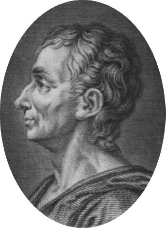 Baron de Montesquieu - was a French lawyer, man of letters, and political philosopher who lived during the Age of Enlightenment