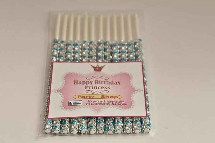Bling Sticks para cake pops