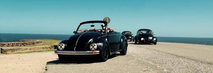Stefano Delmonte, of Montevideo, Uruguay. His 1975 1600 VW Beetle Roadster.