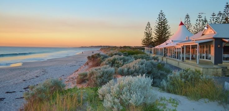 Salt on the Beach - East Fremantle | Wedding Venues Perth | Find more Perth wedding venues at www.ourweddingdate.com.au