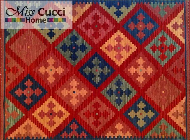 Handmade Rugs online Shop Now at bit.ly/1Rhlbow #carpet,#rugs,#patchwork