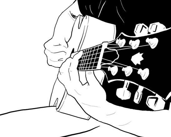 Practice Tips for Beginning Guitar Players