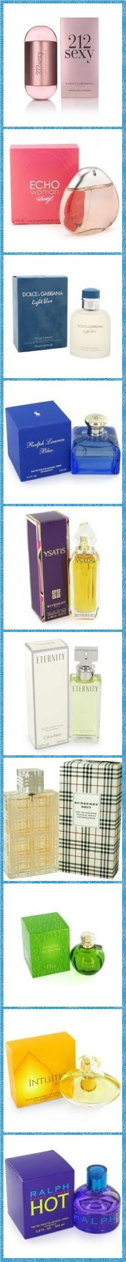 Top 10 most popular perfumes for women