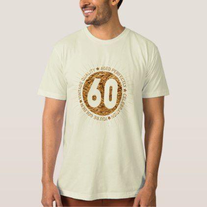HAPPY 60TH BIRTHDAY T Shirt
