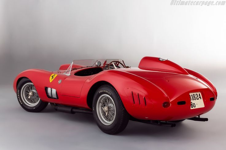 Ferrari 335 S Spider Scaglietti Sports Cars Ferrari Classic Sports Cars Ferrari