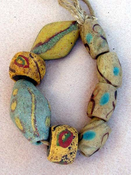 Trade #beads #Africa