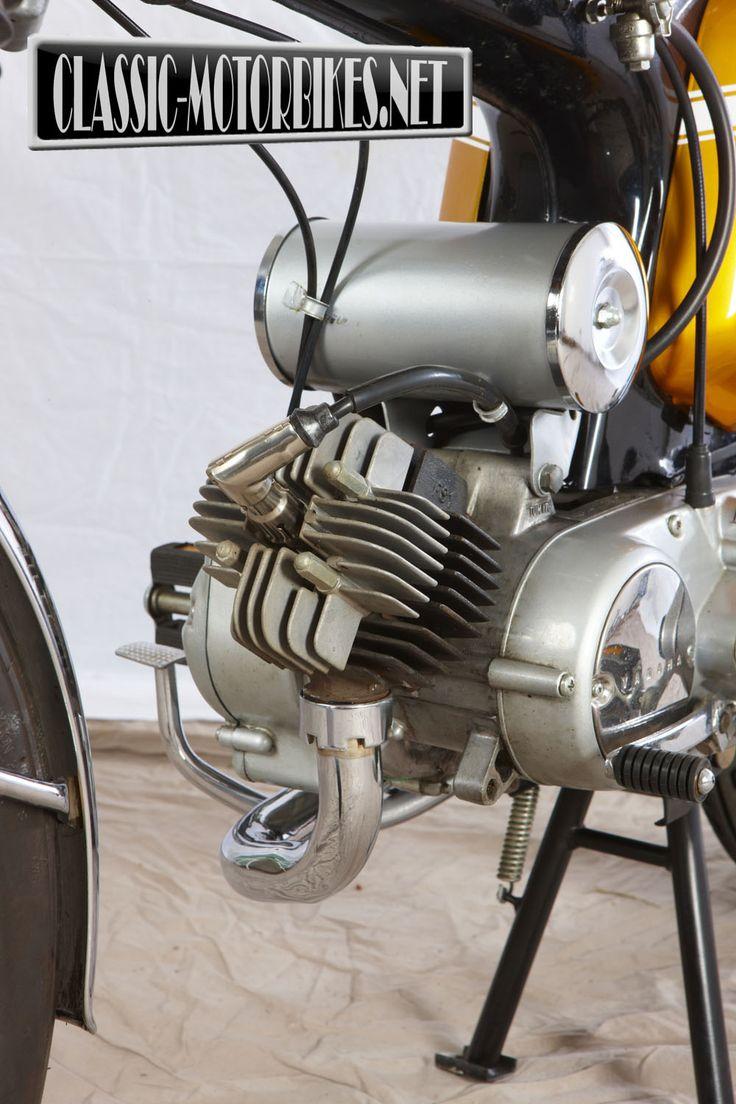 "Yamaha FS1E ""Fizzie"" Road Test | classic-motorbikes.net"