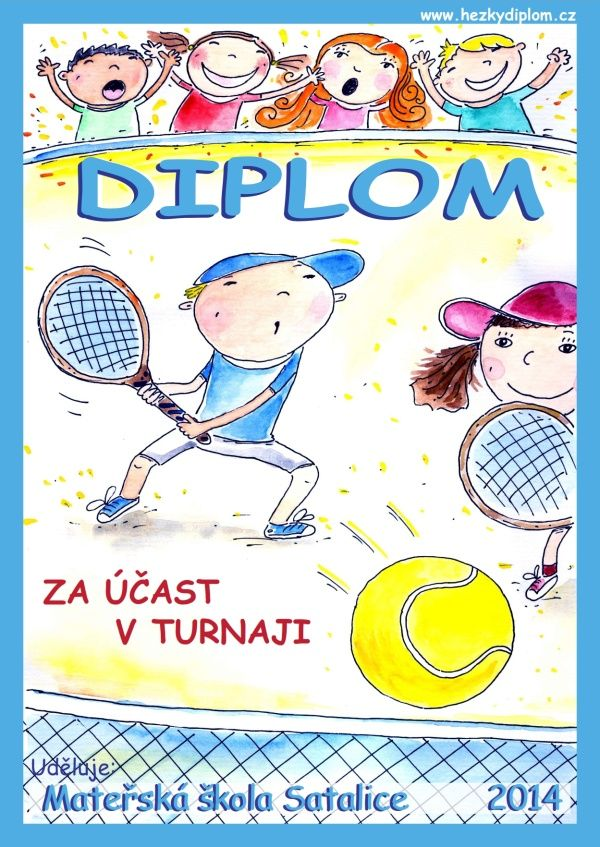 diplom tenis