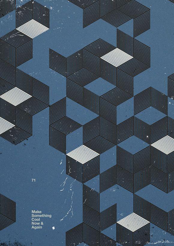 Marius Roosendaal – Abstract Geometric Graphics