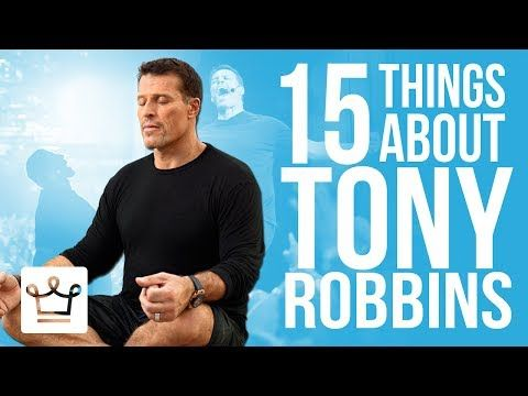 Millionaire's Mind: 15 Things You Didn't Know About Tony Robbins