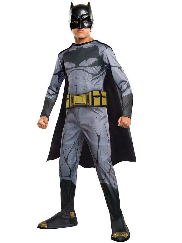 Check out Batman V Superman: Dawn Of Justice - Tween Boys Batman Costume…