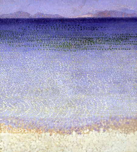 The Iles d'Or, c.1891 Art Print by Henri-Edmond Cross at King & McGaw