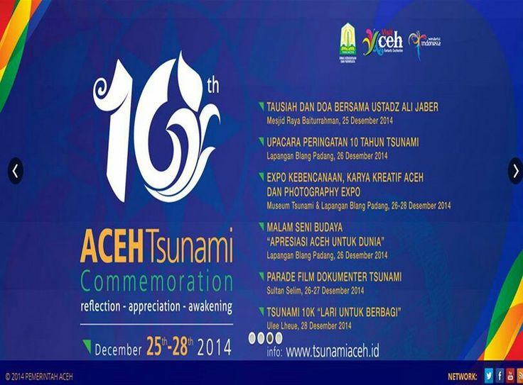 Aceh Tsunami Commemoration
