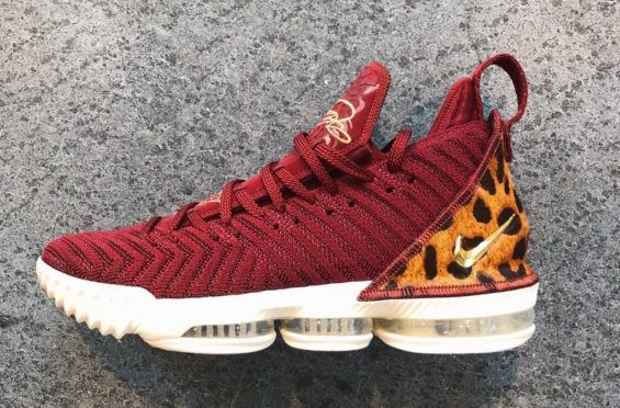 6ddbd2d7bc4c2 LeBron James Will Be Wearing The Nike LeBron 16 King On Opening Night Who s  ready for