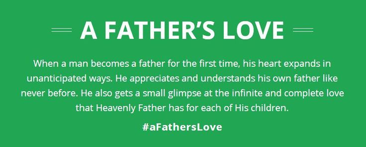 images lds fathers | Fatherhood.mormon.org Messages for Father's Day | LDS Media Talk