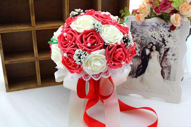 17 meilleures id es propos de bouquets de demoiselle d 39 honneur rouges sur pinterest. Black Bedroom Furniture Sets. Home Design Ideas