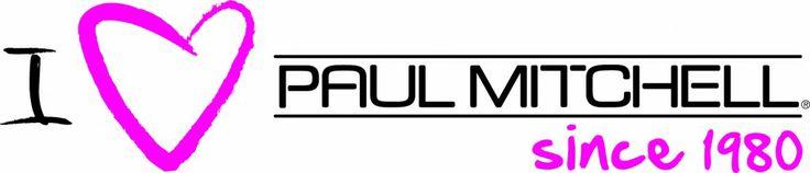 Paul Mitchell Logo   accept cash, check, Visa, and Mastercard.