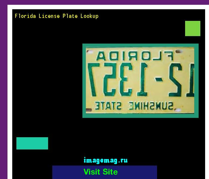 Florida license plate lookup 183513 - The Best Image Search