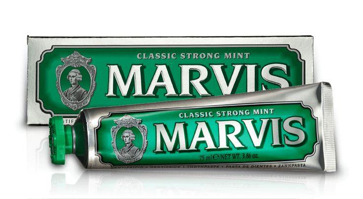 Profumeria Lorenzi Milano-Rivenditore Marvis Classic Strong Mint