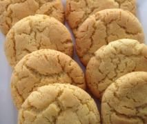 Grandma's Honey Biscuits - thermomix