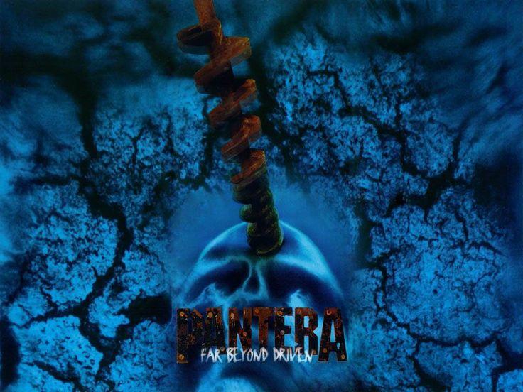 Pantera. Far Beyond Driven es el séptimo álbum de estudio de la banda estadounidense de groove metal, Pantera, lanzado en el año 1994