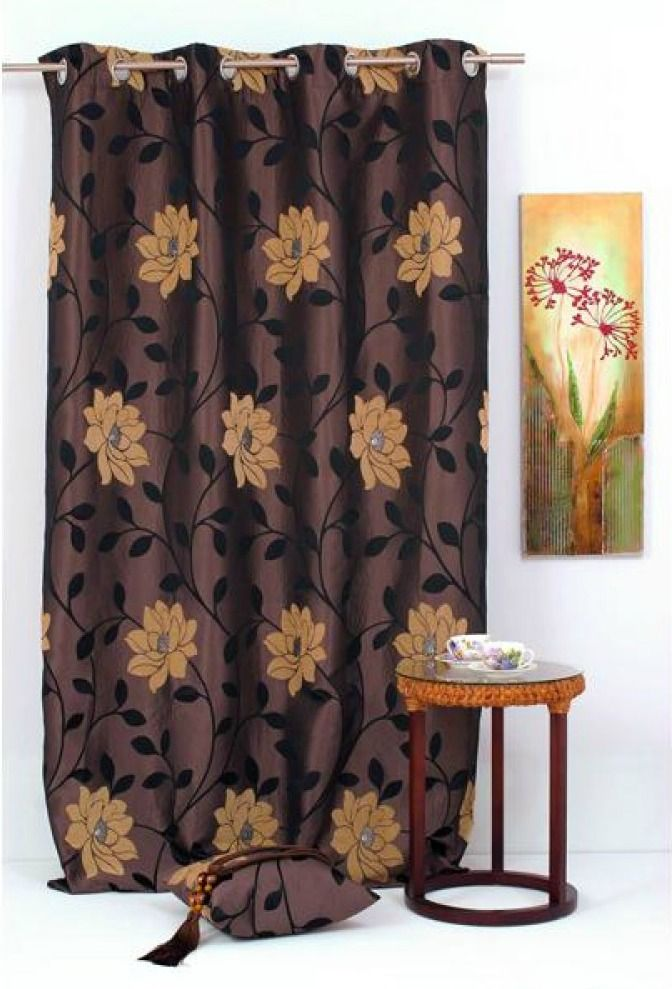 New curtains for redecorating your house. You will receive 5,5 % cashback if you buy via CashOUT from Joyjoy.