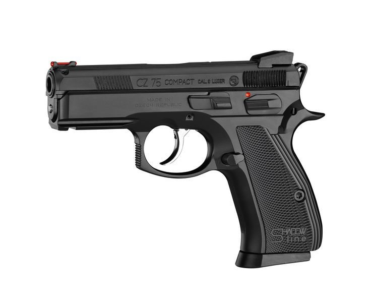 The shadow platform of pistols is based on a well-proven concept of the CZ 75, SP-01, and D COMPACT pistol series. These handguns are built according to customers suggestions and their requirements.  This is a contemporary design of traditional handguns exploiting properties of the world-renowned CZ 75 SP-01 shadow pistol.
