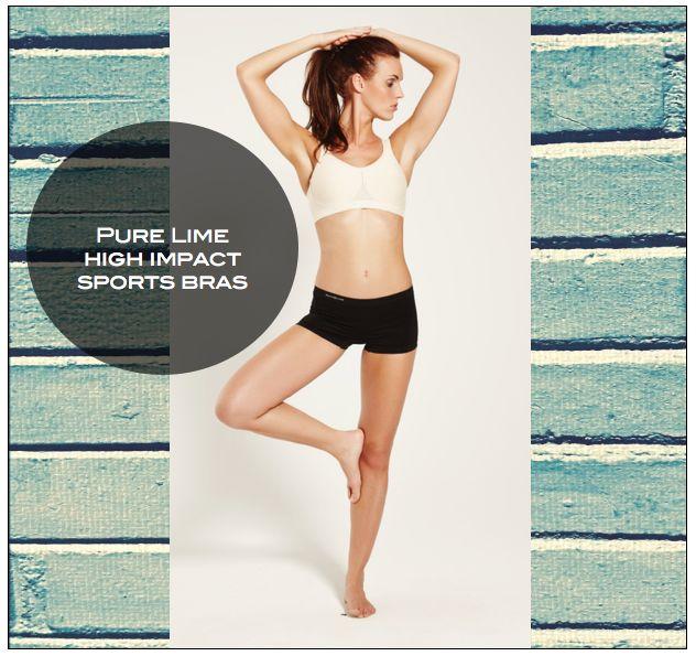 Pure Lime high impact sports bra / guide on how to find the perfect bra: https://purelimeshop.com/eu/blog/sportsbra/