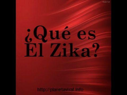 ¿Qué es El Zika? | Tratamiento para el Zika, Síntomas del Zika. Mosquito...