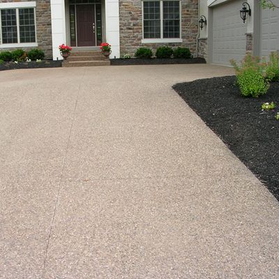 25 Best Ideas About Exposed Aggregate On Pinterest