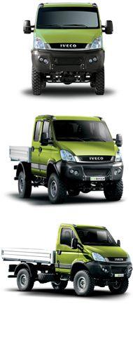 Iveco 4x4  Daily Trucks Dual Cab