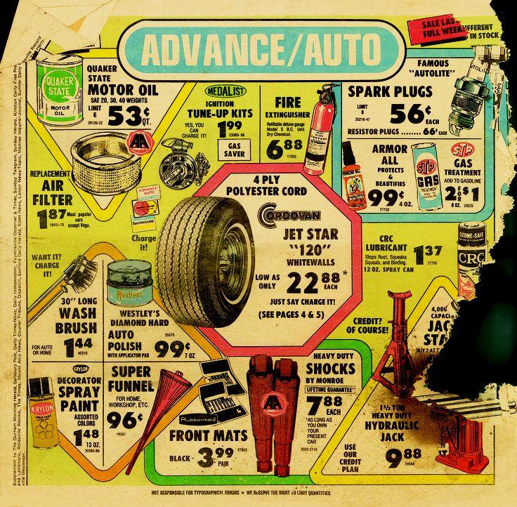 19 Best Images About Advance Auto Parts Stores On